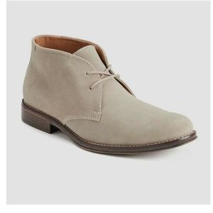 Chaps Mens Ankle Boots Whitton Chukka Suede